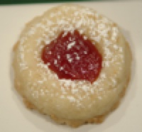 Jelly Filled Meltaway Thumbprint Cookies