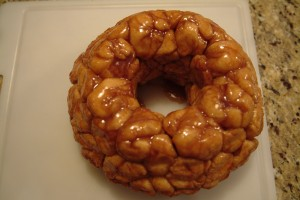 invert monkey bread