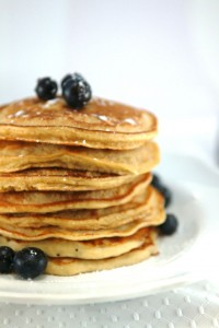 DIY Whole Grain Holiday Pancake Mix