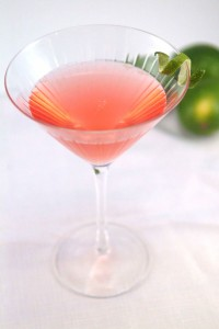 Skinny Champagne Cosmos