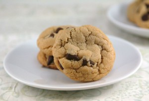 Best Chewy Chocolate Chip Cookies – Gluten Free & Dairy Free