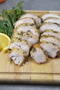Fresh Herb Roasted Turkey Breast